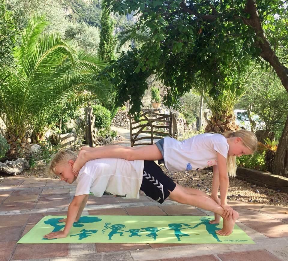 Børneyoga - Krolykke yoga