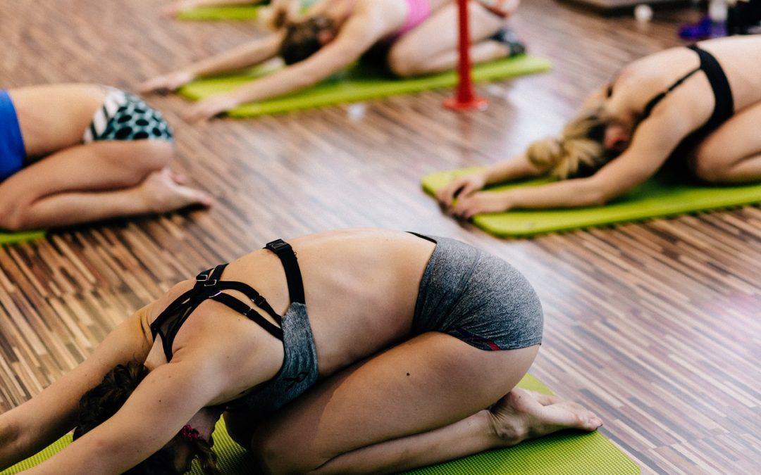 Yoga som hjælp mod stress