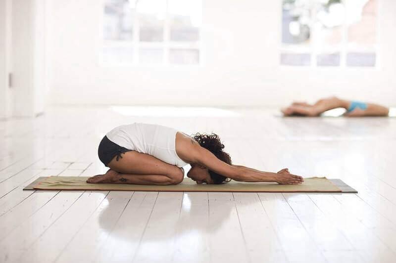Yoga i Roskilde af Charlotte Krolykke